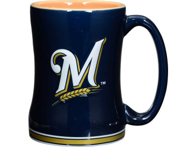 Milwaukee Brewers 14 oz Relief Mug
