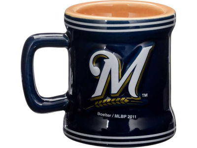 Milwaukee Brewers 2oz Mini Mug Shot