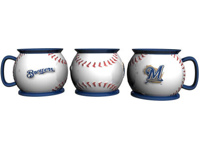 Milwaukee Brewers 16oz Baseball Mug