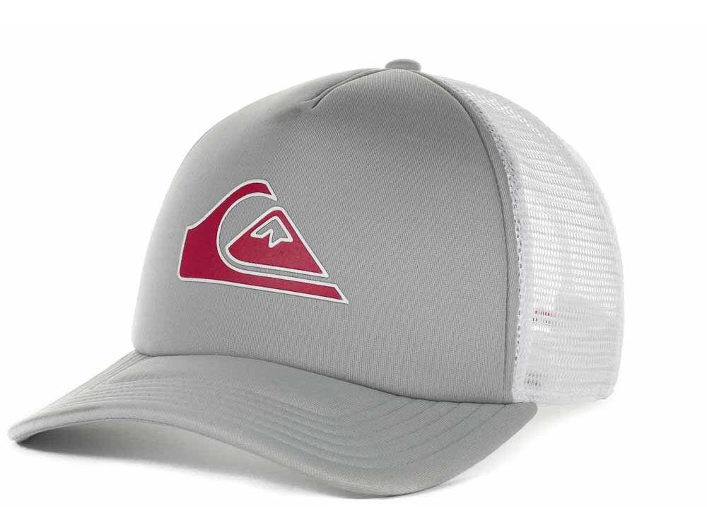 eda4250a4ff808 Quiksilver Good Times Trucker Cap | lids.com