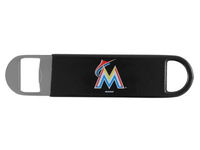 Miami Marlins Long Neck Bottle Opener