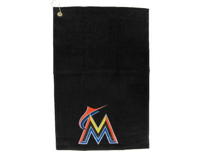 Miami Marlins Sports Towel