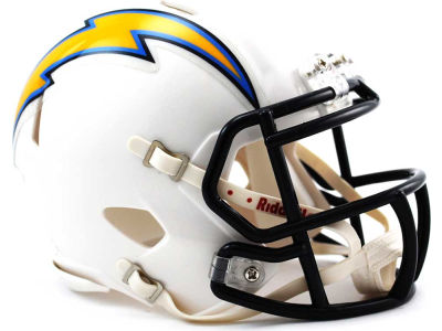 Los Angeles Chargers Speed Mini Helmet