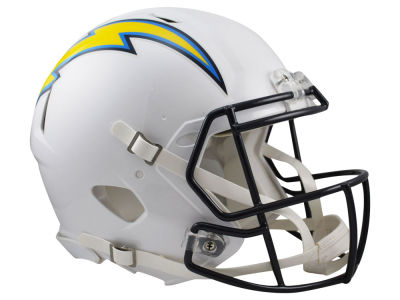 San Diego Chargers Speed Authentic Helmet