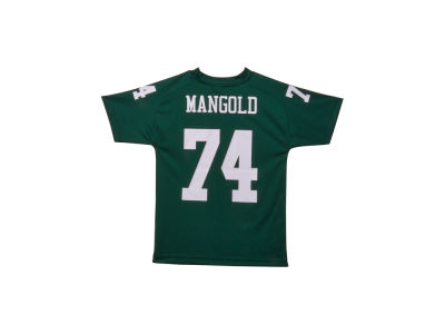 New York Jets Nick Mangold NFL Youth Fashion Performance T-Shirt