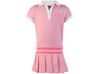 New York Jets NFL Kids Polo Dress