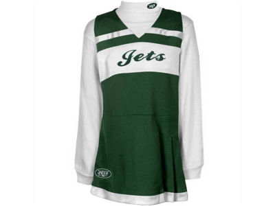 New York Jets NFL Toddler Jumper TurtleNeck Set