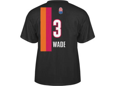 Miami Heat Dwyane Wade NBA Youth Floridians Player T-Shirt