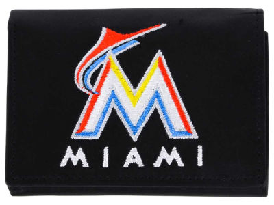Miami Marlins Trifold Wallet