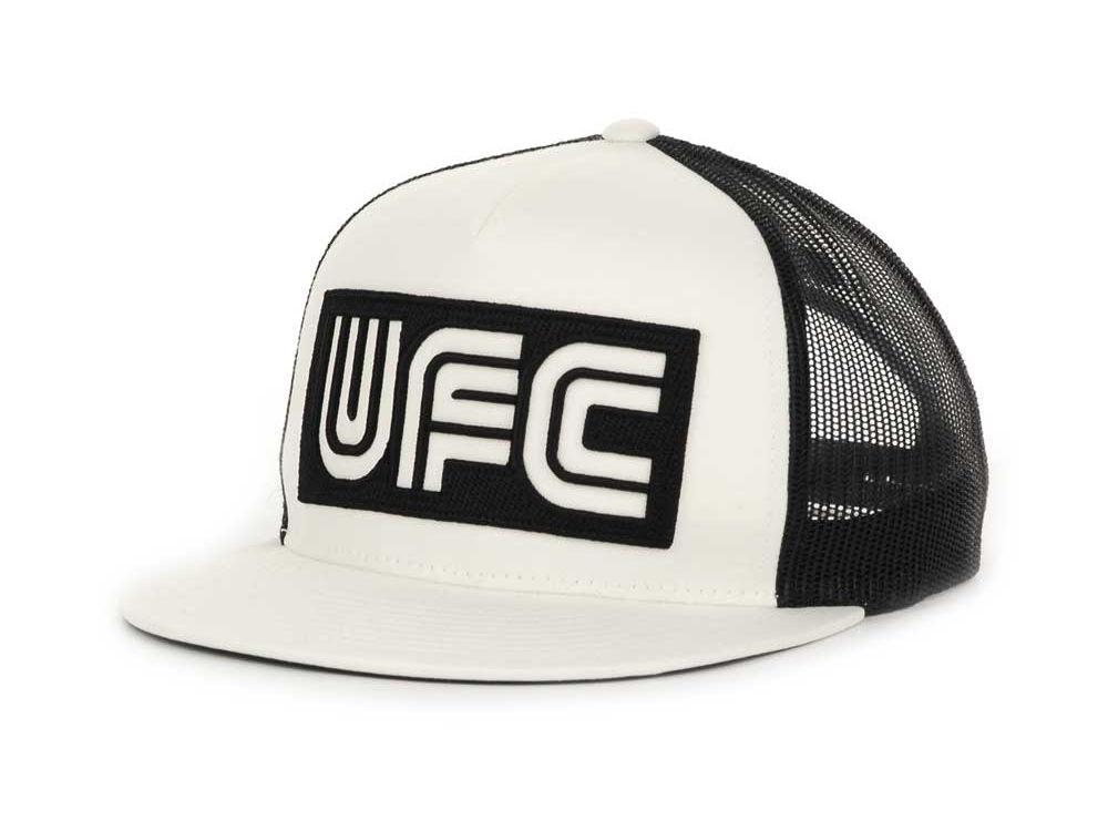 19a1d89096d UFC UFC Marquee Mesh Snapback Cap