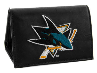 San Jose Sharks Trifold Wallet