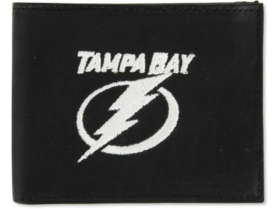 Tampa Bay Lightning Black Bifold Wallet