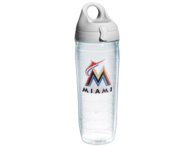 Miami Marlins 25oz Tervis Water Bottle