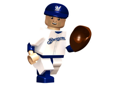 Milwaukee Brewers OYO Figure