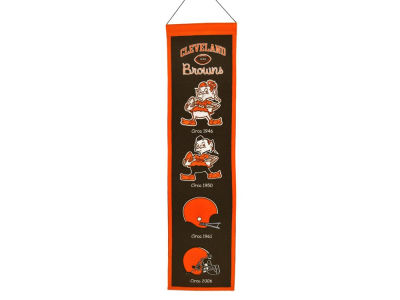 Cleveland Browns Heritage Banner
