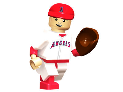 Los Angeles Angels OYO Figure