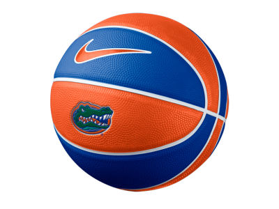 Florida Gators Nike NCAA Mini Rubber Basketball