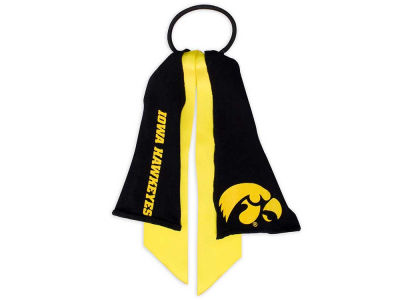 Iowa Hawkeyes Ponytail Holder
