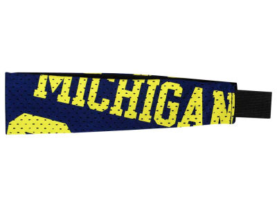 Michigan Wolverines Fan Band Headband