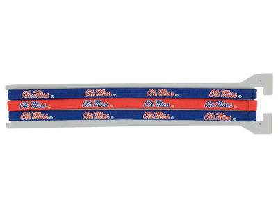 Ole Miss Rebels Elastic Hair Band