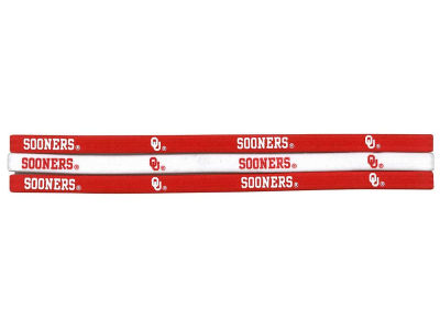 Oklahoma Sooners Elastic Hair Band