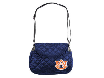 Auburn Tigers Quilted Saddlebag