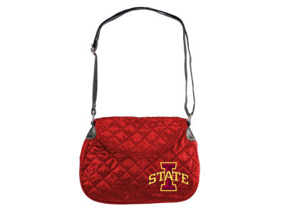 Iowa State Cyclones Quilted Saddlebag