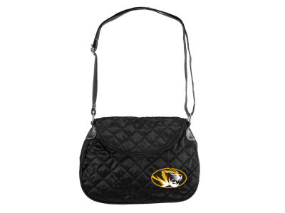 Missouri Tigers Quilted Saddlebag