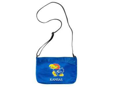 Kansas Jayhawks Mini Jersey Purse
