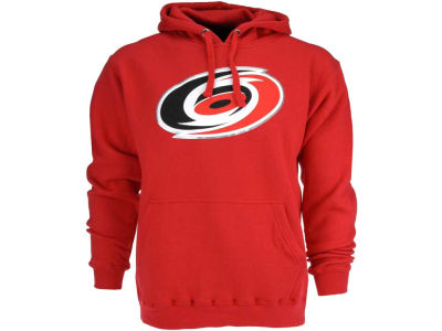 Carolina Hurricanes NHL Men's Big Logo Hoodie