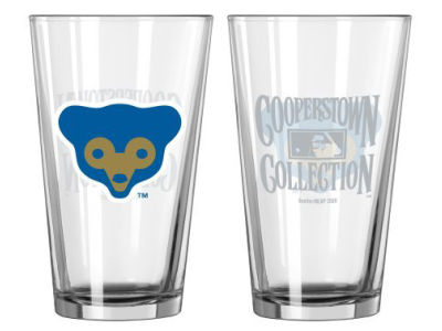 Chicago Cubs Pint Glass