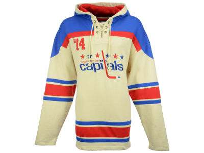 Washington Capitals NHL Lace Jersey