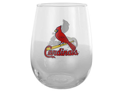 St. Louis Cardinals Curved Beverage Glass