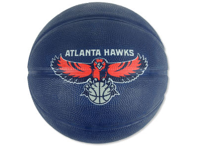 Atlanta Hawks Primary Logo Ball Size 3 Unboxed