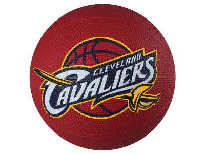 Cleveland Cavaliers Primary Logo Ball Size 3 Unboxed