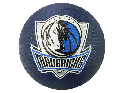 Dallas Mavericks Primary Logo Ball Size 3 Unboxed