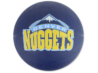 Denver Nuggets Primary Logo Ball Size 3 Unboxed