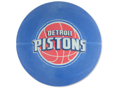 Detroit Pistons Primary Logo Ball Size 3 Unboxed