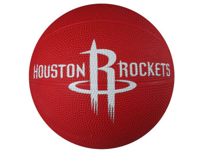 Houston Rockets Primary Logo Ball Size 3 Unboxed