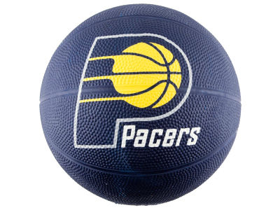 Indiana Pacers Primary Logo Ball Size 3 Unboxed