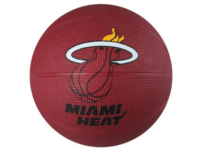 Miami Heat Primary Logo Ball Size 3 Unboxed