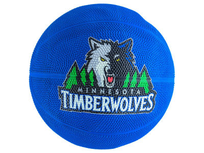 Minnesota Timberwolves Primary Logo Ball Size 3 Unboxed