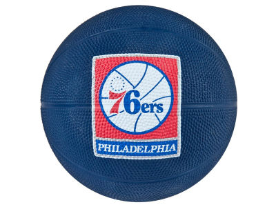 Philadelphia 76ers Primary Logo Ball Size 3 Unboxed