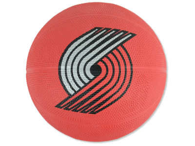 Portland Trail Blazers Primary Logo Ball Size 3 Unboxed