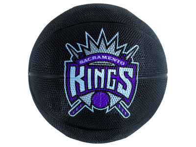 Sacramento Kings Primary Logo Ball Size 3 Unboxed