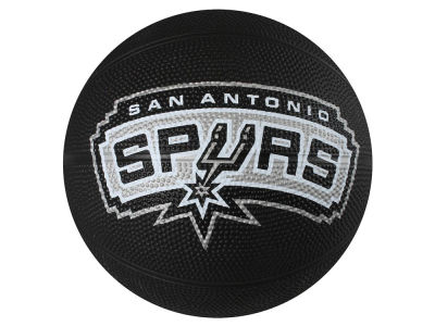 San Antonio Spurs Primary Logo Ball Size 3 Unboxed