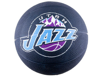 Utah Jazz Primary Logo Ball Size 3 Unboxed