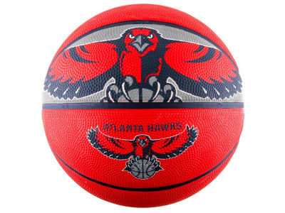 Atlanta Hawks Courtside Ball Size 7 Boxed