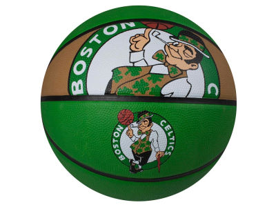 Boston Celtics Courtside Ball Size 7 Boxed