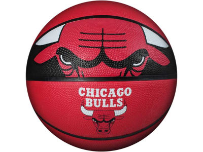 Chicago Bulls Courtside Ball Size 7 Boxed